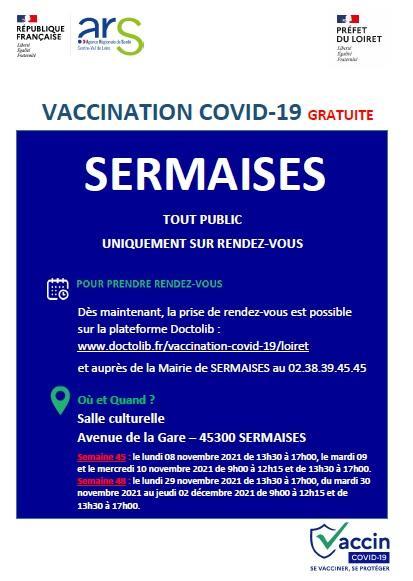 Vaccination sermaises